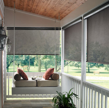 Beautiful The Window Galu0027s D Ziner Shutters, Blinds And More Exterior Solar Shades